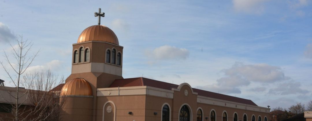 St. Mina & St. Kyrillos Coptic Orthodox Church