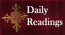 Daily Readings Button