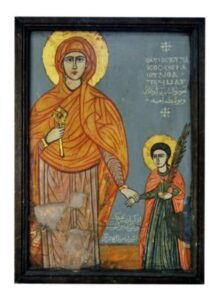 The Martyrdom of St. Cyriacus and St Julietta his Mother