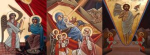 Commemoration of the Annunciation, Nativity and Resurrection Feasts
