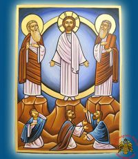 The Feast of the Transfiguration of Our Lord on Mt. Tabor